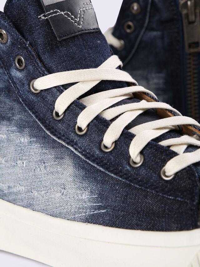 S-VOYAGE, Jeansblau
