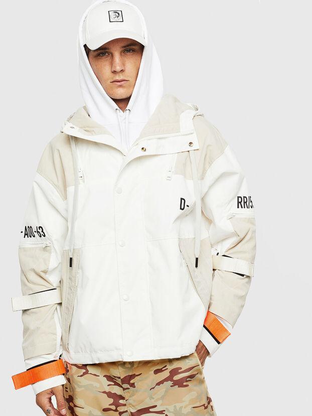 J-REED, Weiß - Jacken