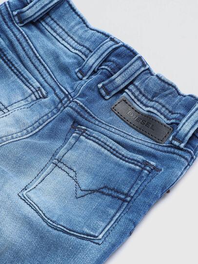 Diesel - SLEENKER-B JOGGJEANS-N, Hellblau - Jeans - Image 3