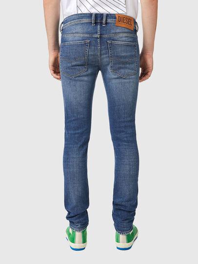 Diesel - Sleenker 09A86, Hellblau - Jeans - Image 2