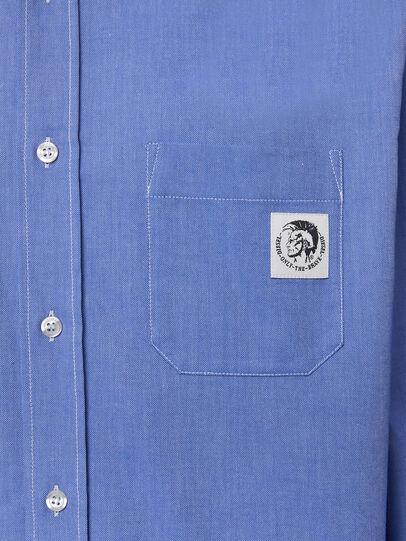 Diesel - S-JAMES, Blau - Hemden - Image 3