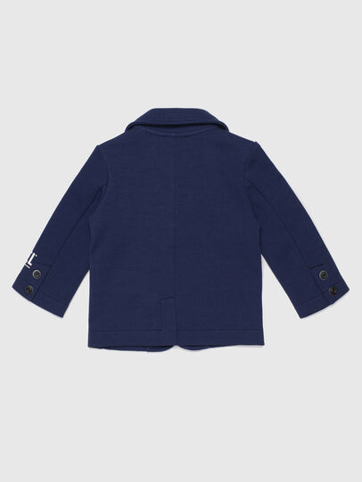 Diesel - SBOONB, Blau - Sweatshirts - Image 2