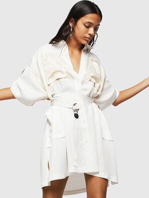 D-TIEP, Weiß - Kleider