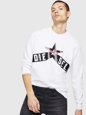 S-GIR-A2, Weiß - Sweatshirts
