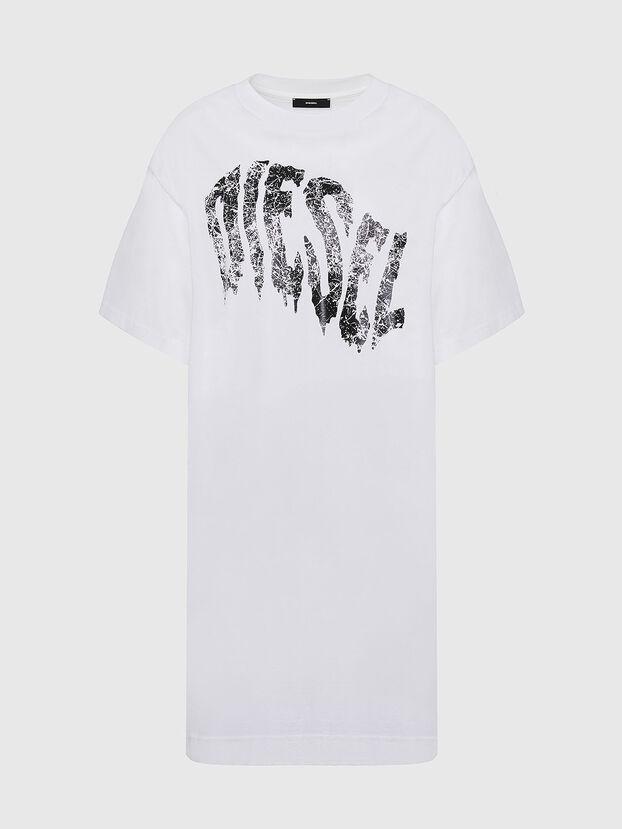 D-BOWLY, Weiß - Kleider