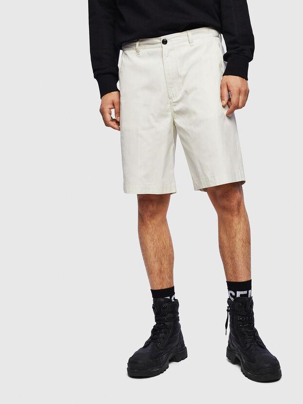P-MATTHEW, Weiß - Kurze Hosen