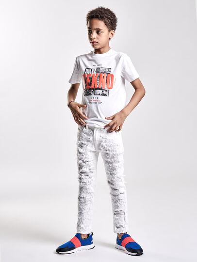 Diesel - TJUSTWA,  - T-Shirts und Tops - Image 4