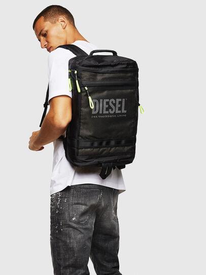 Diesel - MALU, Schwarz/Blau - Rucksäcke - Image 6