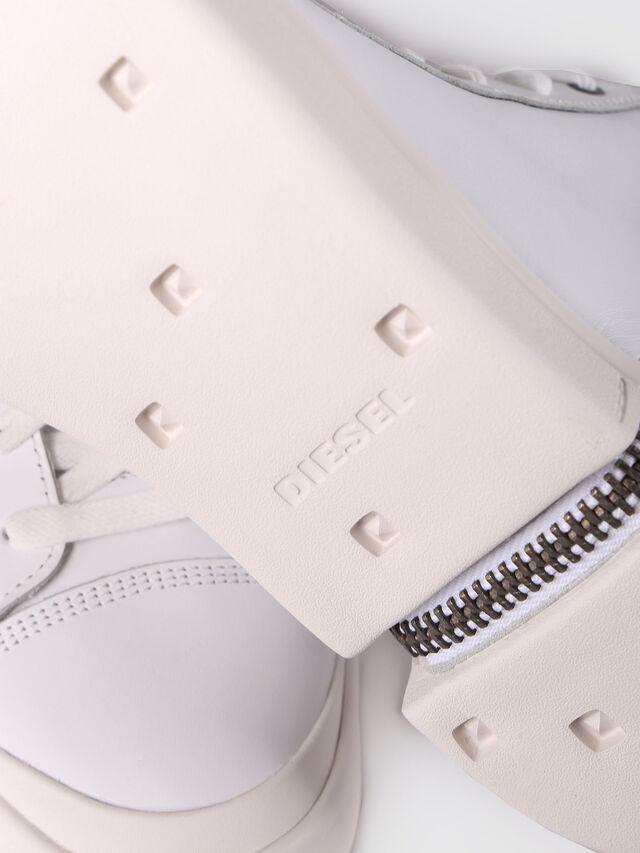 Diesel S-NENTISH, Weiß - Sneakers - Image 5