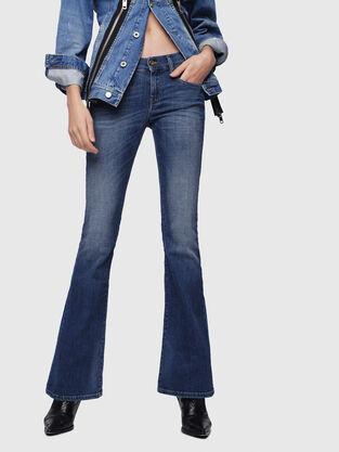 D-Ebbey 086AM, Mittelblau - Jeans