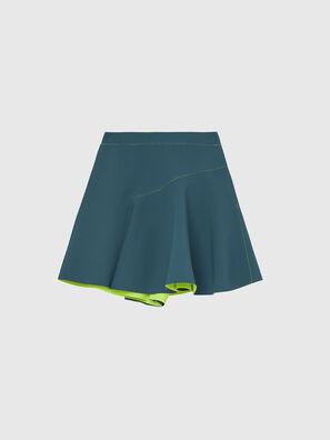 S-SPRING, Wassergrün - Kurze Hosen