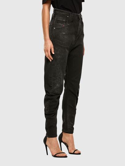 Diesel - D-Plata JoggJeans® 009DS, Schwarz/Dunkelgrau - Jeans - Image 6