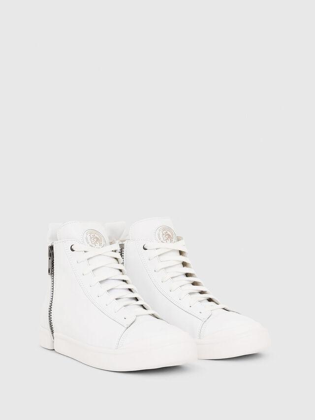 Diesel S-NENTISH, Weiß - Sneakers - Image 2