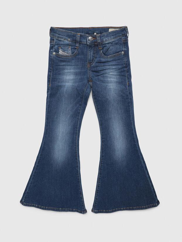 D-FERENZ-J, Mittelblau - Jeans