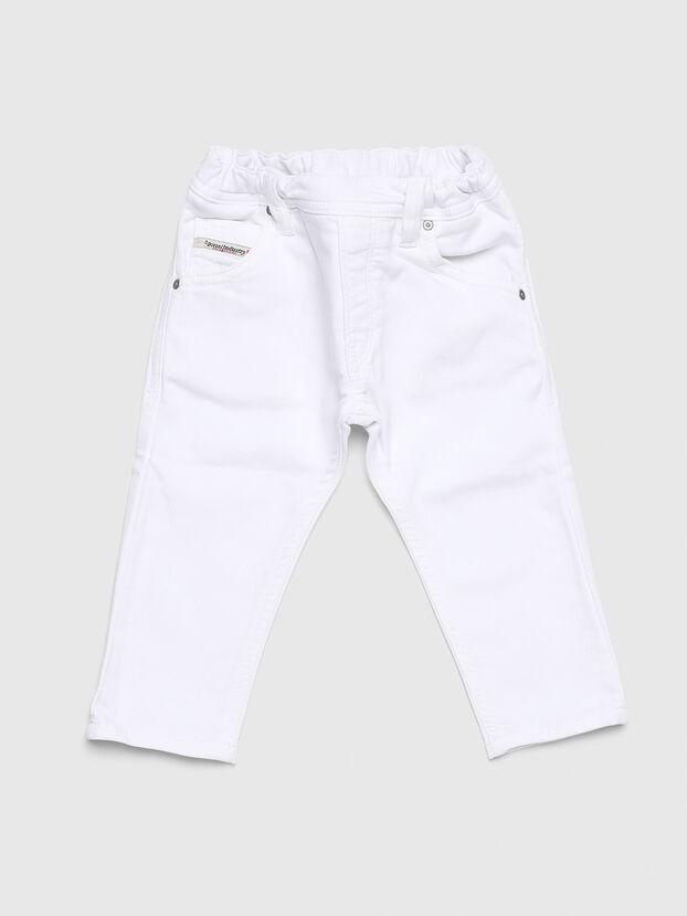 KROOLEY JOGGJEANS-B-N, Weiß - Jeans