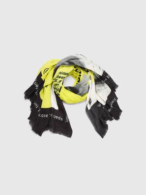 SRIGHT, Weiß/Gelb - Schals