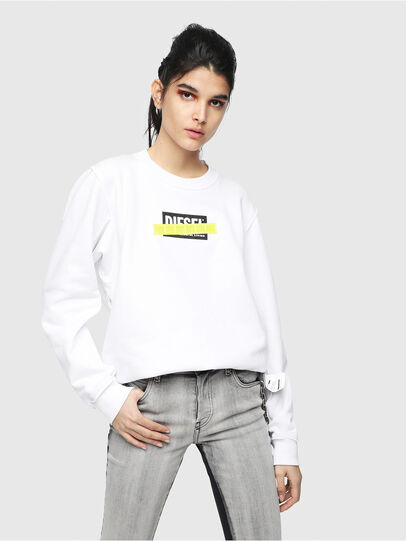 Diesel - F-LYANY-B,  - Sweatshirts - Image 1