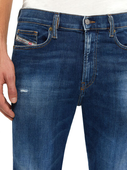 Diesel - D-Istort 009CX, Mittelblau - Jeans - Image 3