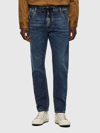 Diesel - Krooley JoggJeans® 069VX, Dunkelblau - Jeans - Image 1