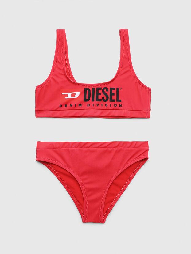 METSJ, Rot - Beachwear