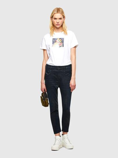 Diesel - Fayza JoggJeans® 069RW, Dunkelblau - Jeans - Image 5