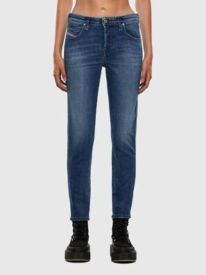 Babhila 0098Z, Mittelblau - Jeans