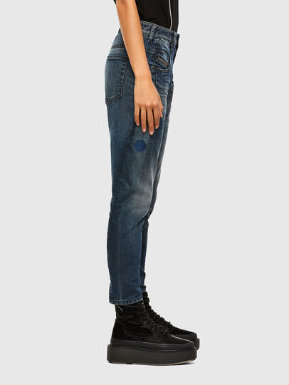 Diesel - Fayza JoggJeans 069PD, Dunkelblau - Jeans - Image 6