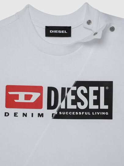 Diesel - TDIEGOCUTYB, Weiß - T-Shirts und Tops - Image 3