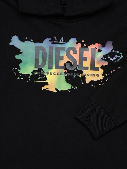 Diesel - SDOSKY OVER, Schwarz - Sweatshirts - Image 3