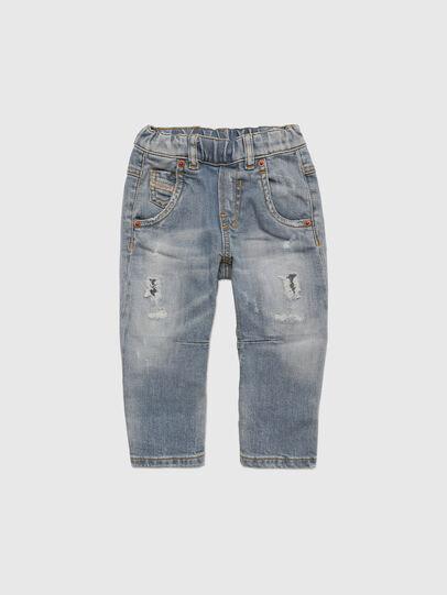 Diesel - FAYZA-NE B-N, Hellblau - Jeans - Image 1
