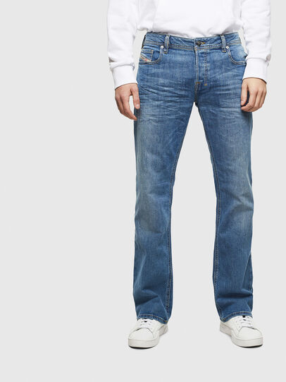 Diesel - Zatiny CN035, Mittelblau - Jeans - Image 1