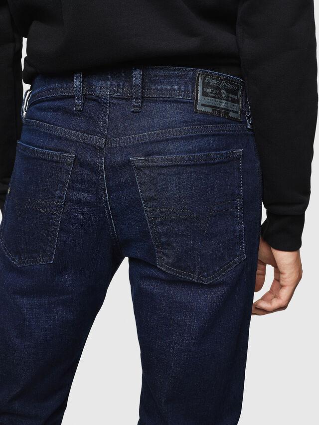Diesel - Waykee 0860Z, Dunkelblau - Jeans - Image 4