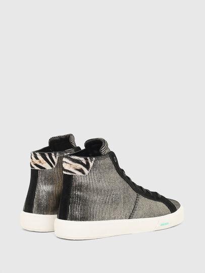 Diesel - S-MYDORI MC W, Grau/Schwarz - Sneakers - Image 3