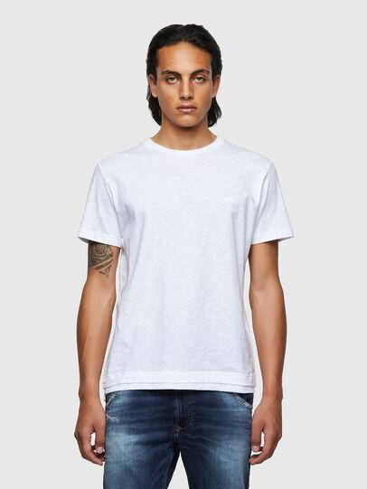 Diesel - T-RONNIE, Weiß - T-Shirts - Image 1