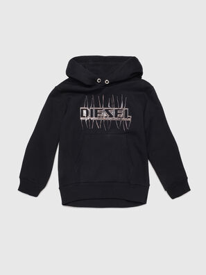 SGIRKHOODJ1 OVER, Schwarz - Sweatshirts