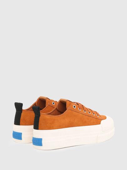 Diesel - S-JOMUA LC, Orange - Sneakers - Image 3