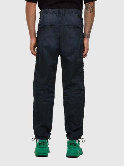 Diesel - D-Skint JoggJeans 069PE, Dunkelblau - Jeans - Image 2