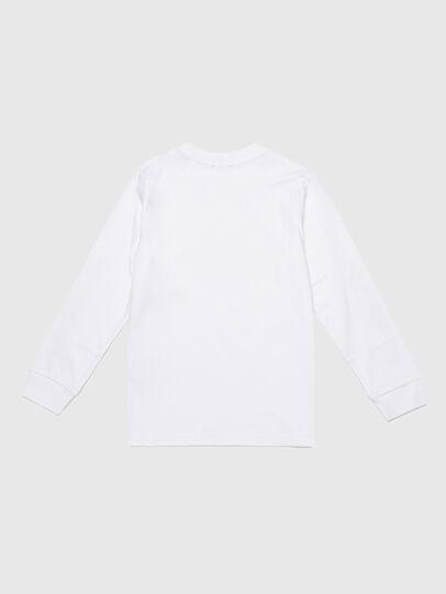 Diesel - TVARYS, Weiß - T-Shirts und Tops - Image 2