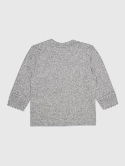 Diesel - TDOSKYB ML, Grau - T-Shirts und Tops - Image 2
