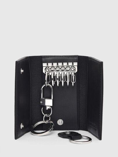Diesel - KEYCASE II, Schwarz - Schmuck und Gadgets - Image 4