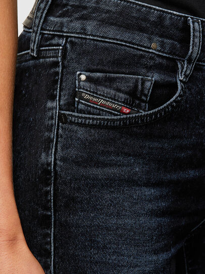 Diesel - D-Ollies JoggJeans® 069UH, Schwarz/Dunkelgrau - Jeans - Image 3