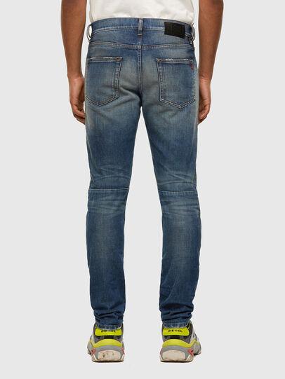 Diesel - D-Strukt 009HH, Mittelblau - Jeans - Image 2