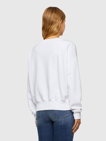 Diesel - F-MAGDA-V50, Weiß - Sweatshirts - Image 2