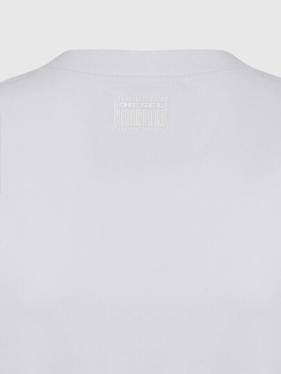 Diesel - F-GEORGIA, Weiß - Sweatshirts - Image 7
