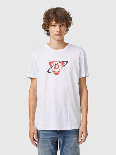 Diesel - T-DIEGOS-K24, Weiß - T-Shirts - Image 1