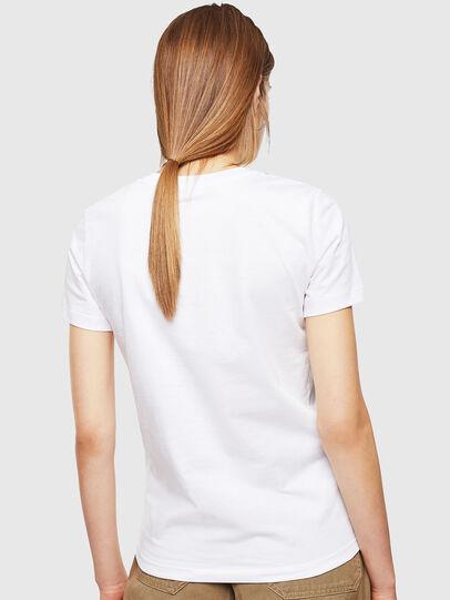 Diesel - T-SILY-001978, Weiß - T-Shirts - Image 2