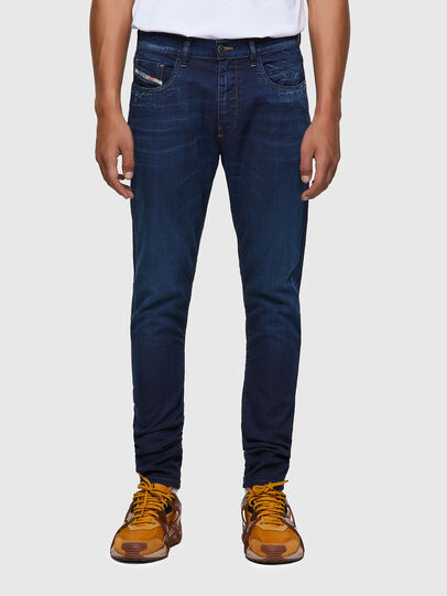 Diesel - D-Strukt JoggJeans® 069WS, Dunkelblau - Jeans - Image 1