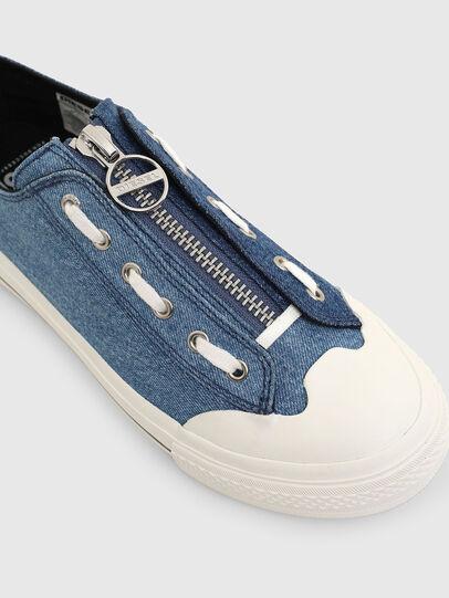 Diesel - S-ASTICO LZIP W, Blau - Sneakers - Image 3