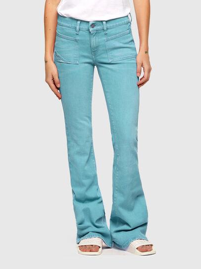 Diesel - D-Ebbey 009VA, Blau - Jeans - Image 1
