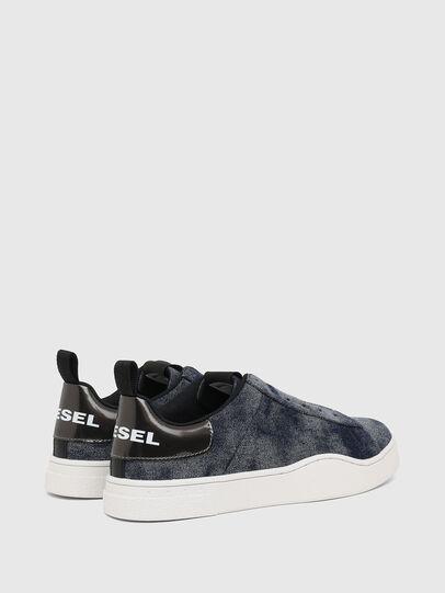 Diesel - S-CLEVER SO W, Blau - Sneakers - Image 3